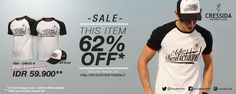Sale!! discount up to 62% off