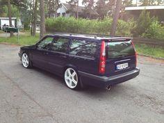 Volvo 855 T-5!