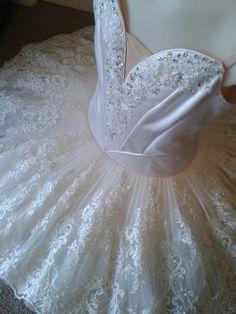 Aurora's Wedding variation tutu by Margaret Shore