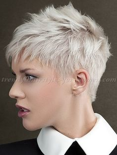 Trendy short hairstyles 2016                                                                                                                                                                                 More