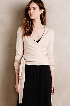 Oh my god.  Want it!  Isadora Wrap Cardigan #anthropologie