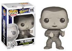 Funko Pop! Movies: Universal Monsters - The Mummy