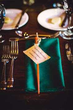 Harry Potter Wedding Ideas That Are Totally Reception-Worthy   Photo by: Blue Rose Studio   TheKnot.com