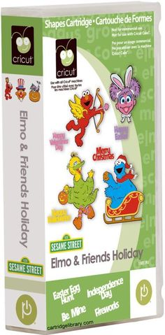 Elmo and Friends Holiday