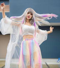 Pastel Goth Fashion, Kawaii Fashion, Girl Fashion, Fashion Outfits, Japanese Street Fashion, Korean Fashion, Pretty Outfits, Cute Outfits, Looks Kawaii