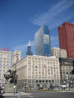 Roosevelt University  Academic, Student Life and Residence Center, Chicago IL | VOA Associates, Architects