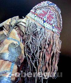 Shamans headdress