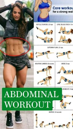 Gym Workout Plan For Women, Gym Workout For Beginners, Gym Workout Tips, Fitness Workout For Women, Workout Videos, Butt Workouts, Tone Abs Workout, Back Workouts For Women, Stretches For Workouts