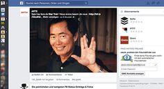 Ausprobiert: Facebooks neuer Newsfeed ist sichtlich von Tumblr und Apps inspiriert | Digital Sirocco Tumblr, Apps, Digital, Searching, App, Tumbler, Appliques