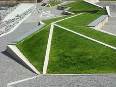 Normal 0 14 false false false Located in Ljubno ob Savinji in Slovenia, this isproject was carried out along the banksof the Landscape Architecture Design, Architecture Details, Architecture Plan, Parque Linear, The Future Is Now, Memorial Park, Raised Planter, Types Of Food, Urban Landscape