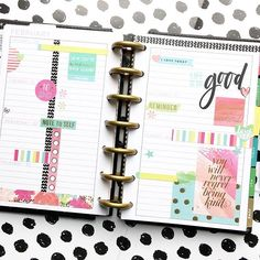 Bright and colorful for #minimaniamonday (hashtag created by the wonderful @planfortomorreaux). This week I used the Watercolor sticker pack in both my mini and classic Happy Planners.  Happy Monday, planner friends! ••••• #meandmybigideas #mambi #mambihappyplanner #madewithmambi #create365 #livecreatively #planahappylife #thehappyplanner #happyplanner #plannergirl #plannercommunity #embracethediscs #plannerlove #plannerpeace #plannerhappiness #plannerdecor #planner #minihappyplanner…
