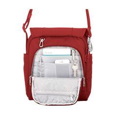 Pacsafe Metrosafe LS200 Anti-Theft Shoulder Bag RFID