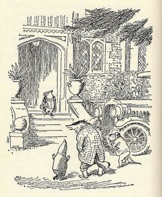 The Wind in the Willows by Kenneth Grahame, 1931