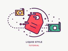 Best Icons Of The Year 2016 by Justas Galaburda on Dribbble Web Design, App Icon Design, Ui Design Inspiration, Flat Design, Design Styles, Adobe Illustrator Tutorials, Best Icons, Photoshop Design, Design Tutorials