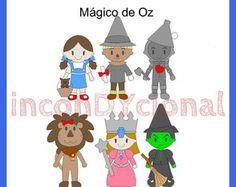 Apostila Digital de Molde Mágico de Oz