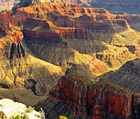 It would be so much fun to go see the Grand Canyon. I have only ever seen pictures of it in all of my years, and have never had the chance to actually go there. This will be just another thing to add to my bucket list.