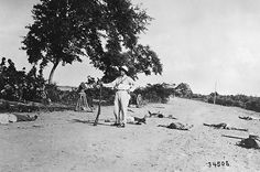 U.S. presence in Haiti | America's Backyard Citing the Monroe Doctrine, President Woodrow Wilson orders U.S. Marines to occupy Haiti in 1915. They favor the biracial élite over black Haitians, deepening long-standing tensions. The U.S. withdraws in 1934.
