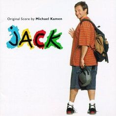 Jack (1996) -- Robin Williams, Diane Lane, Brian Kerwin, Fran Drescher, Bill Cosby, Jennifer Lopez  -- Because of an unusual aging disorder that has aged him four times faster than a normal human being, a boy enters the fifth grade for the first time with the appearance of a 40 year old man.