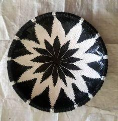 Wicker  basket on wall / rustic wall decor/wicker wall baskets / wall baskets for beautiful wall art/ african wall decor basket designs
