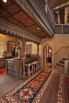 The Inn of the Five Graces, villa Santa Fe (United States) - Relais Châteaux