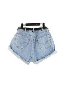 Cute for the Wear with a blouse, crop top, tshirt or even a tank top! Shorts Outfits Women, Short Outfits, Boyfriend Jean Shorts, Vintage High Waisted Shorts, Retro Girls, Jeans Style, Patterned Shorts, Denim Shorts, Lady