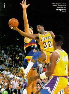 The Lakers, for Mikan, West, Baylor, Wilt, Kareem, Magic, Worthy, Kobe, Fish, Pau……