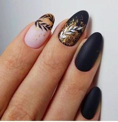 Oct 2019 - 60 Best Gel Nail Designs to Copy in 2019 Nails Art Des . - Oct 2019 – 60 Best Gel Nail Designs to Copy Nails Art Design in 2019 - Square Nail Designs, Black Nail Designs, Short Nail Designs, Gel Nail Designs, Nails Design, Stylish Nails, Trendy Nails, Cute Nails, Short Gel Nails