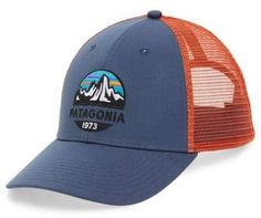 e433a74357d Patagonia Fitz Roy Scope Lopro Trucker Cap