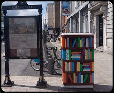 Street Art On Capel Street