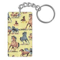 Horse lover Key chain