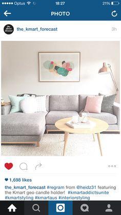 Lounge room KMart