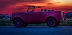 ▒ incredible international scout 80 ▒