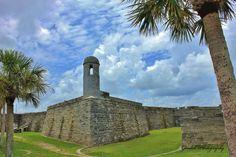 Castillo De San Marcos / St. Augustine, Florida / July 2013 https://www.facebook.com/goodallphoto