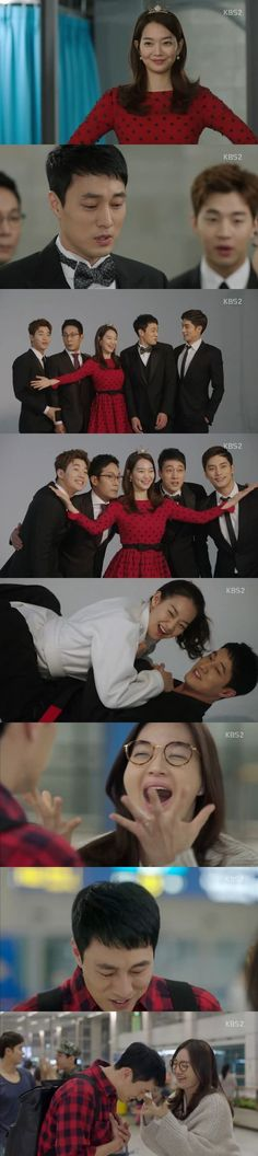 "[Spoiler] ""Oh My Venus"" So Ji-sub and Sin Min-ah pregnant with twins @ HanCinema :: The Korean Movie and Drama Database"