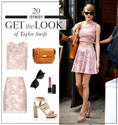Get the look  Το girly look της Taylor Swift  30349274173