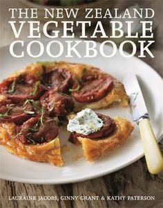 The New Zealand Vegetable Cookbook