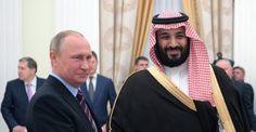Vladimir Putin Suudi Savunma Bakanını kabul etti