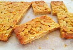 Looking for a healthy version of Honey Almond Slice? Then look no further! Made with Flora Pro-Activ this slice is lower in fat but definitely not in taste!