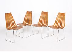 Hans Brattrud slatted chairs Plywood Design, Chairs, Classic, Vintage, Furniture, Home Decor, Homemade Home Decor, Tire Chairs, Home Furnishings
