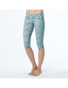 Stretchy & quick drying, the @prAna Maison Women's Knicker is excellent for yoga, climbing, & other active pursuits. #Spring