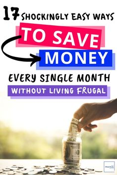 Looking to build your savings? Find BEST and EASY ways to SAVE money each month even while living paycheck to paycheck. Saving money tips that don't make you feel like your living frugal, especially # Save Money On Groceries, Ways To Save Money, Money Tips, Money Saving Tips, No Spend Challenge, Cash Envelope System, Budgeting Worksheets, Budgeting Finances, Financial Tips
