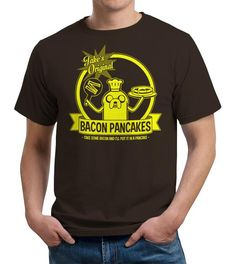 Jake's Original Bacon Pancakes T-Shirt