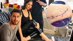Die Ehe geht unter die Haut - Sila Sahin zeigt BILD ihr Liebes-Tattoo