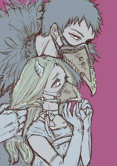 My Hero Academia (Boku No Hero Academia) #Anime #Manga Overhaul, Eri.