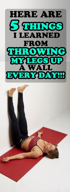 Here Are 5 Things I Learned From Throwing My Legs Up A Wall Every Day - beauty-hack. Face Care, Skin Care, Cute Pug Pictures, Healthy Beauty, Healthy Food, Healthy Girls, Healthy Facts, Stay Healthy, Healthy Hair