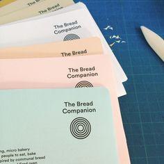 Our lovely leaflets designed by Marine Duroselle