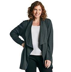 Product: Calvin Klein Performance Plus Size Asymmetrical Zip Jacket