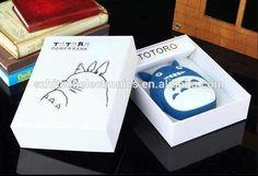 Newest Power bank 12000mAh Totoro II external battery pack cute 3D cartoon power bank for IOS android phone        Newest Power bank 12000mAh Totoro II external battery pack cute 3D cartoon power bank for IOS android phone