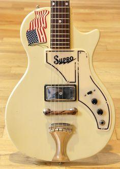 SUPRO Super Cream 1962   Chicago Music Exchange