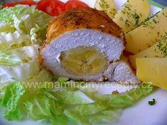 Medové překvapení Chicken, Meat, Food, Essen, Meals, Yemek, Eten, Cubs